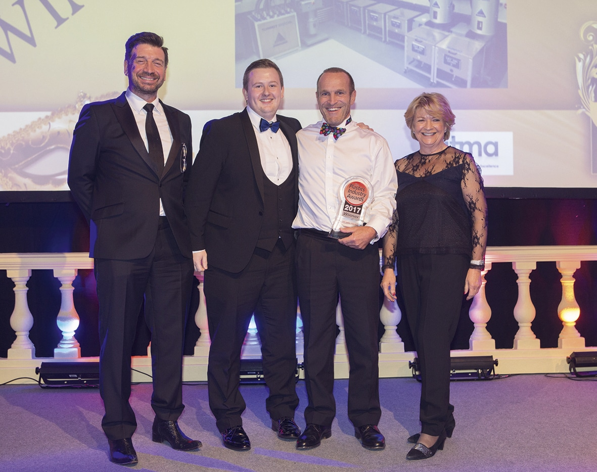 Summit Systems' crowned winners at PIA Awards!