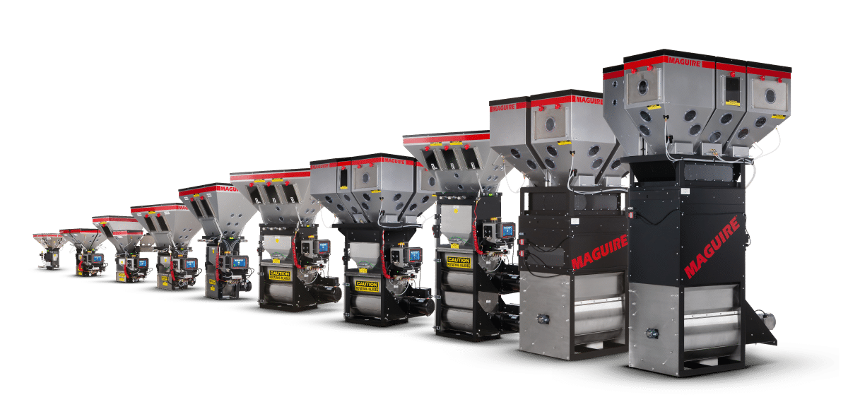 Gravimetric Blenders: WSB