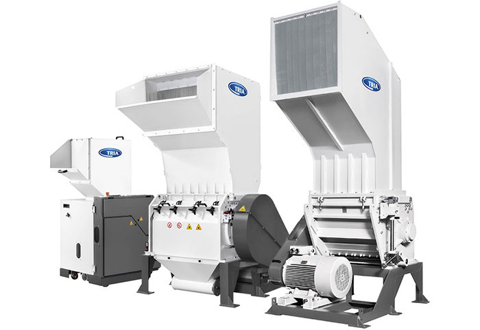 TRIA Blow Moulding Granulators