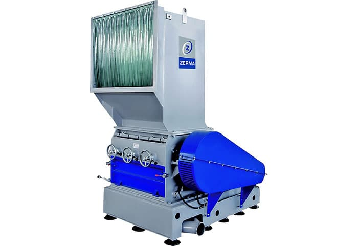 Zerma Heavy Duty Recycling Granulator