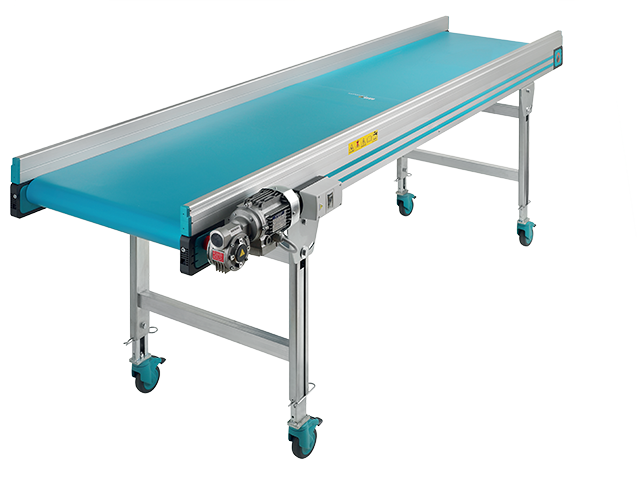 MB Conveyors - Horizontal Conveyor