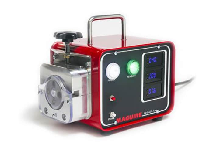 Maguire Liquid Colour Pump