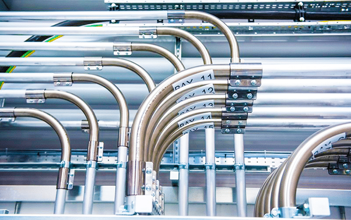 Pipework Bends