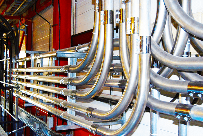 Pipework Installations