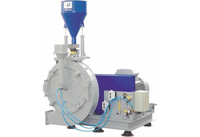 High Speed Plastic Pulveriser