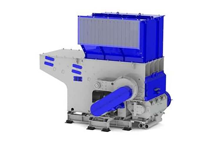 Zerma Combined Shredder / Granulator