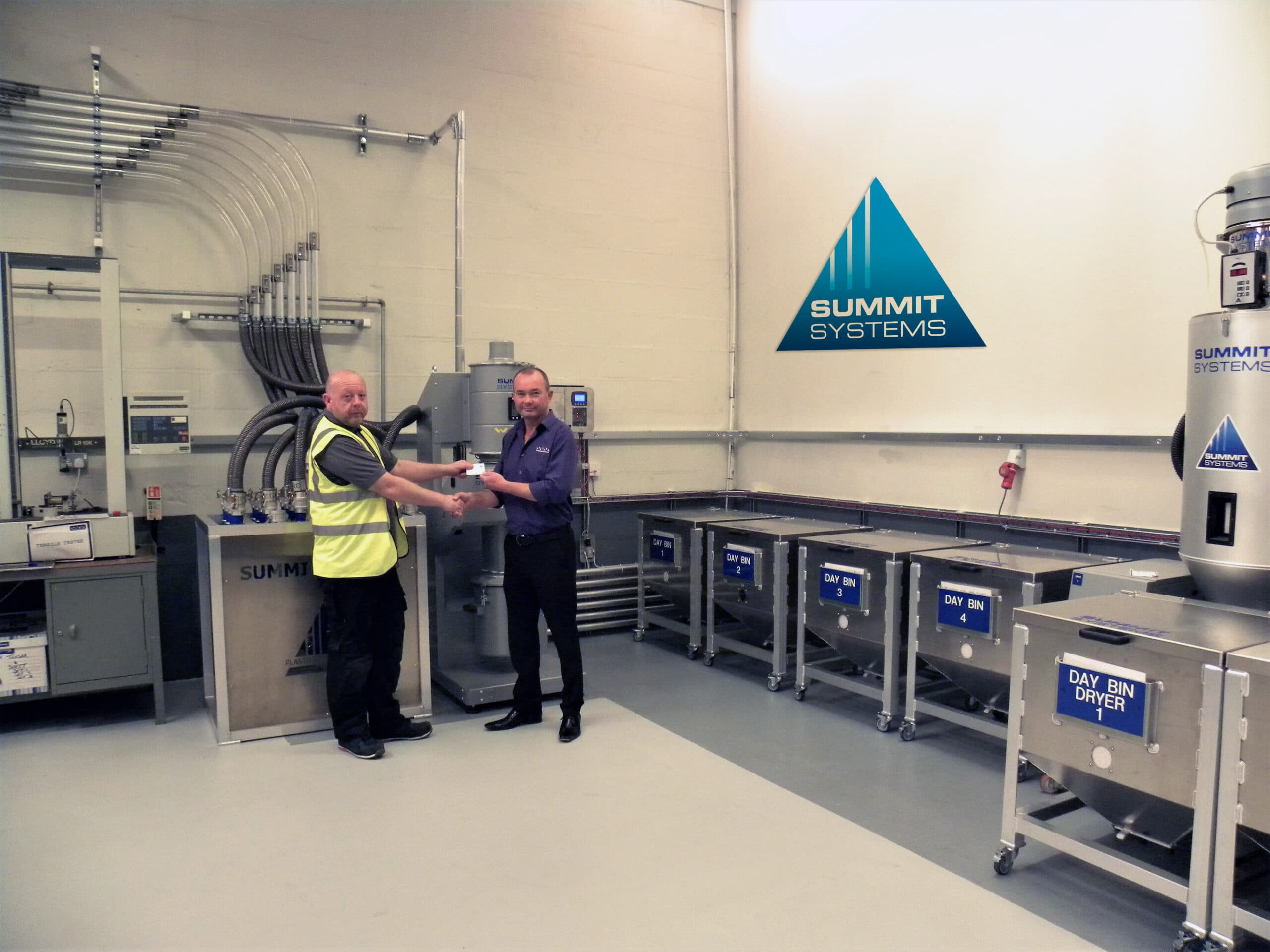 Polymer Training & Innovation Centre | Summit Systems