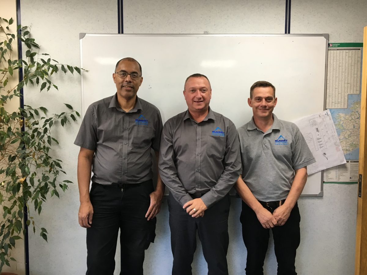 Restructure, recruitment and returners mark successful H1 for Summit Systems