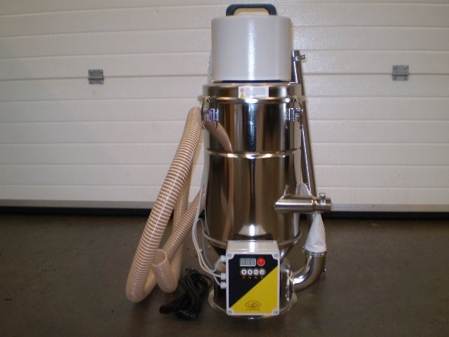 MSM Single phase venturi hopper loader 10lt