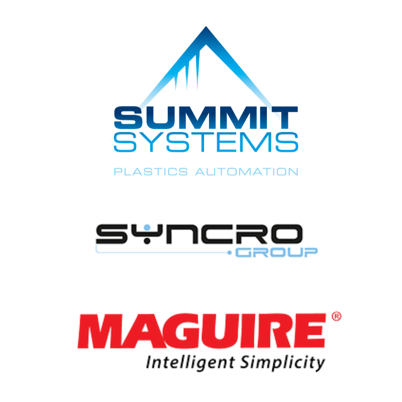 Summit, Syncro & Maguire proud to introduce an exclusive new concept to the plastic extrusion market